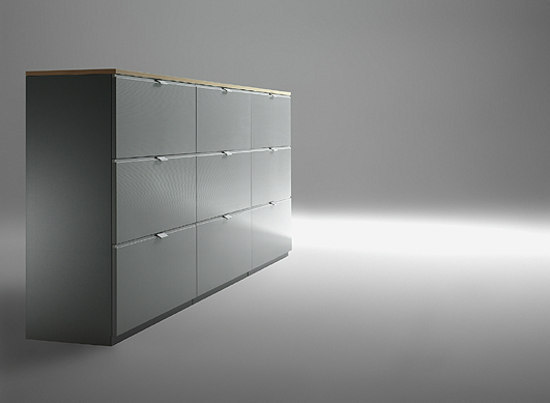 Inline sideboard by RENZ | Cabinets