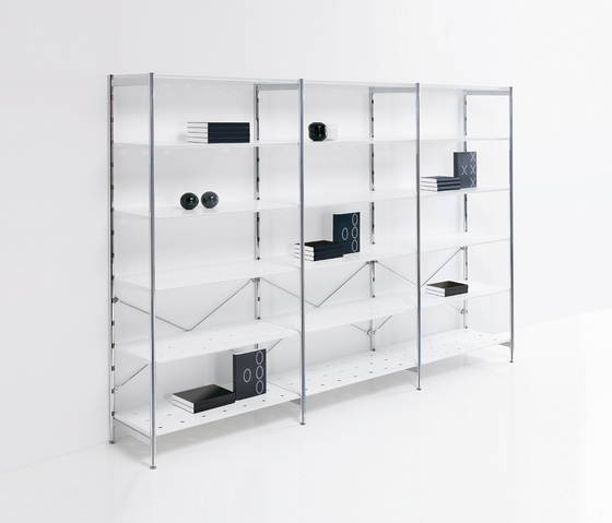 Air by Caimi Brevetti | Office shelving systems