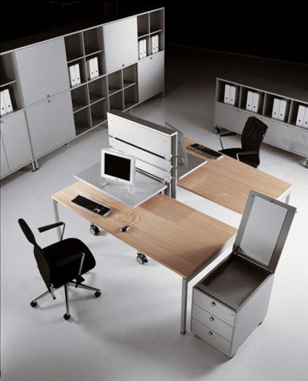 OT System by Fantoni   Desking systems