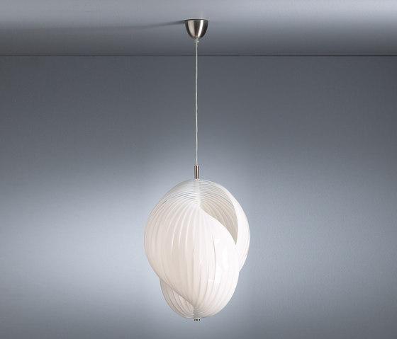 "HHL02 ""Escargot2"" Pendant lamp by Tecnolumen | Suspended lights"