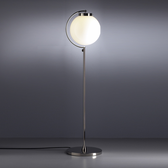 DSL23 Bauhaus Floor lamp by Tecnolumen | Free-standing lights