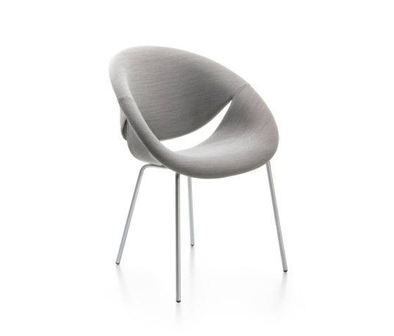 So Happy by Maxdesign   Visitors chairs / Side chairs