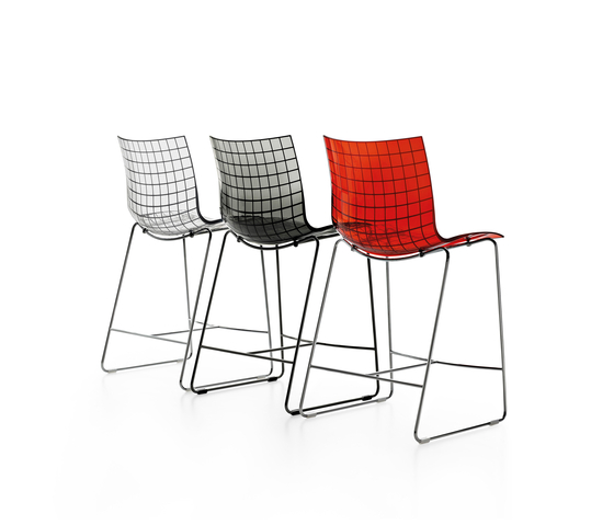 X3 by Maxdesign | Bar stools