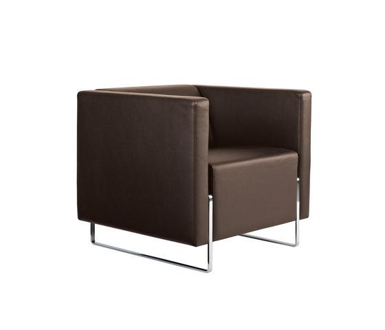 Domino Longe advanced by Dietiker | Lounge chairs