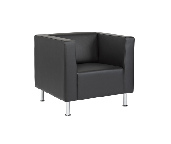 Cubus 9010 by Dietiker | Lounge chairs