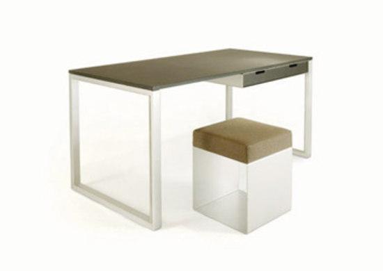 Arbeitstisch 520 [System Möbel T71] von Patrick Lindon | Schreibtische