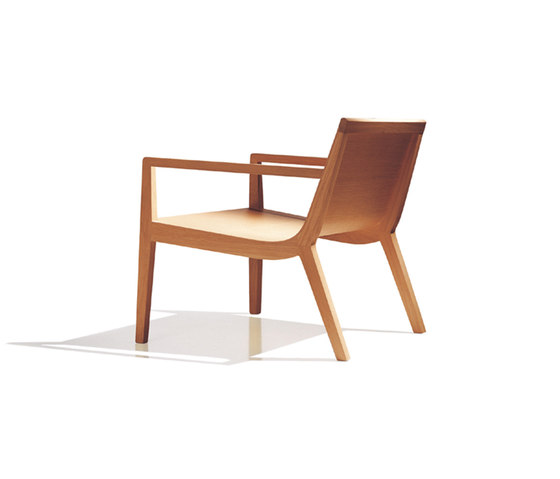 RDL BU 7283 by Andreu World | Lounge chairs