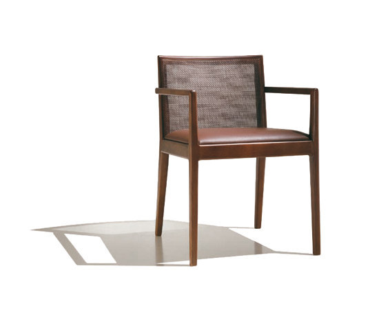 Carlotta SO 0918 by Andreu World | Restaurant chairs