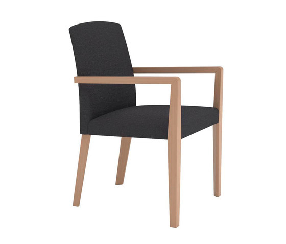 Cloé SO 7019 by Andreu World | Restaurant chairs