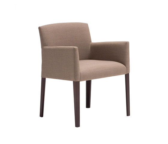 Cloé SO 7018 by Andreu World | Restaurant chairs