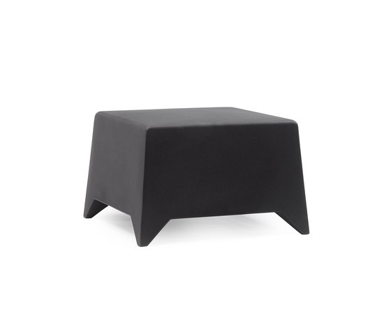 MB 5 | Model 1009 | Black di Heller | Pouf