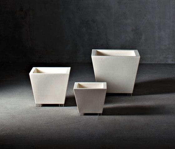 Kabin Family by Serralunga | Plant pots