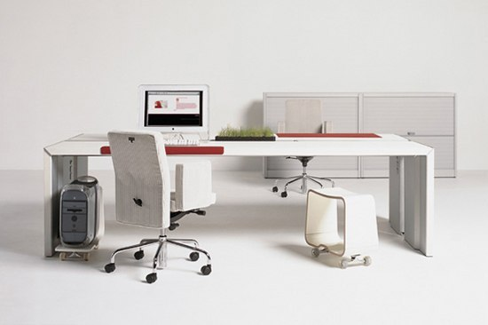 Double You by BULO | Desking systems