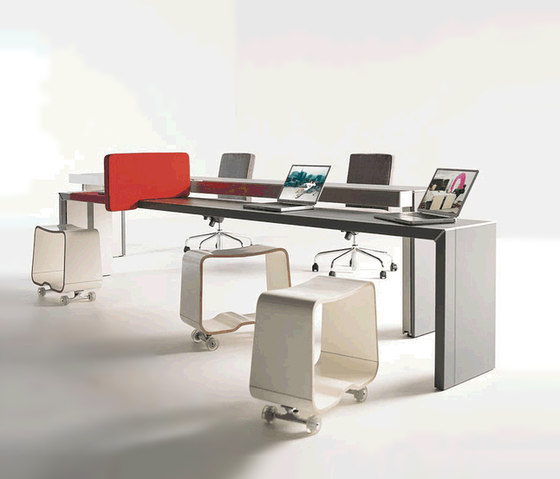 Double You by BULO | Reading / Study tables