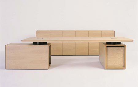 Normal by BULO | Executive desks