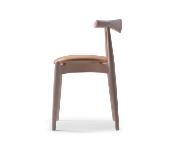 CH20 Elbow Chair by Carl Hansen & Søn | Visitors chairs / Side chairs