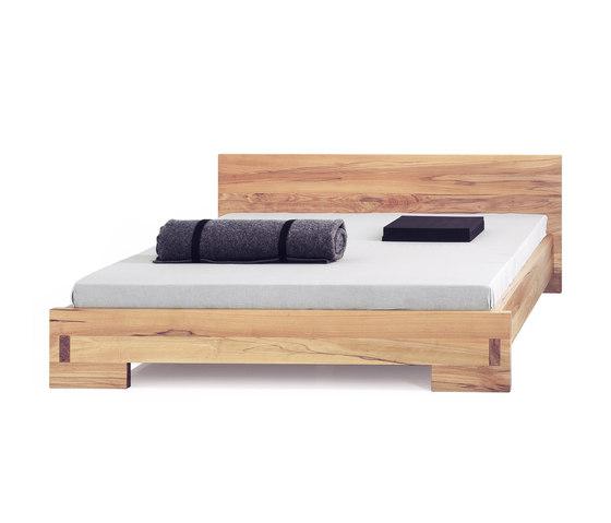 ZEN/10 bed by Holzmanufaktur | Double beds