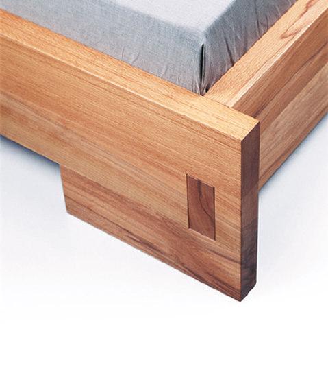 ZEN/10 lit de Holzmanufaktur | Lits doubles