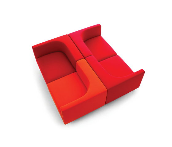 Side by Side by Arco | Lounge-work seating