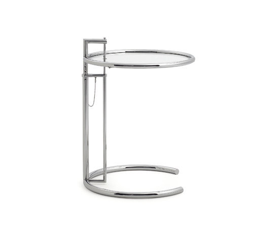 Adjustable Table E 1027 de ClassiCon | Mesillas de noche