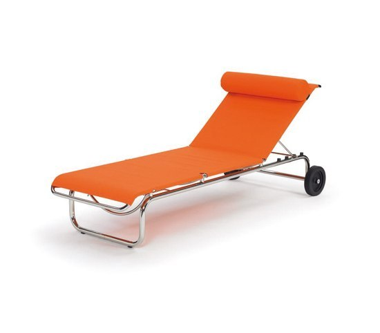 Dia Lounger by ClassiCon | Sun loungers