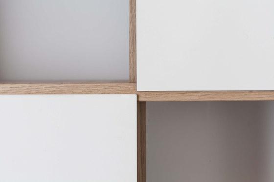 ANALOG modular shelf- und sideboardsystem by Sanktjohanser   Shelving