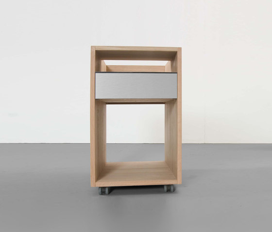 DEPOT X container / sidetable by Sanktjohanser | Side tables