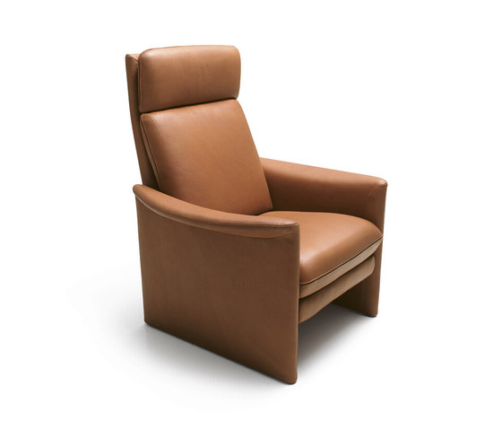 Zento high back armchair by COR | Armchairs