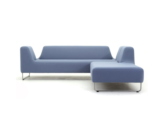 UGO 301 + 202 by LK Hjelle | Modular sofa systems