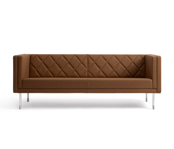 Harlequin Sofa by +Halle | Lounge sofas