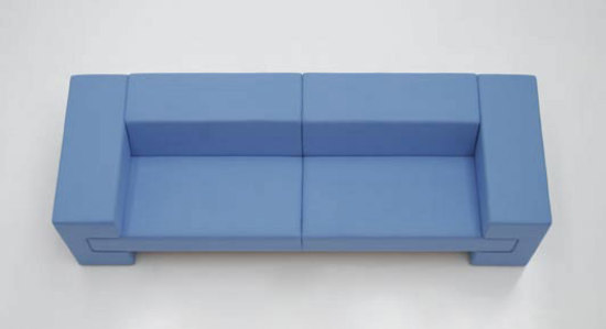 Space Sofa by +Halle | Sofas