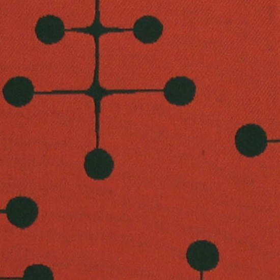 Dot Pattern 004 Red di Maharam | Tessuti