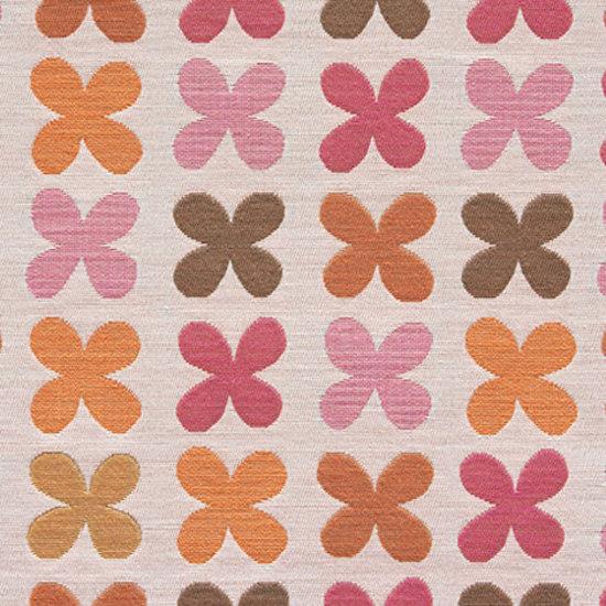 Quatrefoil 002 Pink di Maharam | Tessuti