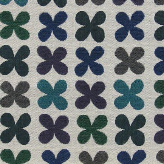 Quatrefoil 004 Emerald by Maharam | Fabrics