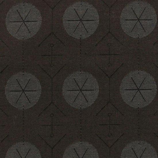 Pavement 009 Brown von Maharam | Stoffbezüge