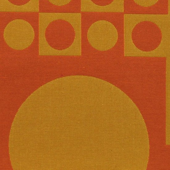 Geometri 001 Sun Yellow/Orange di Maharam | Tessuti