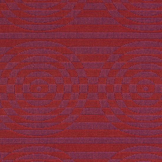 Optik 002 Fuchsia/Red by Maharam | Fabrics