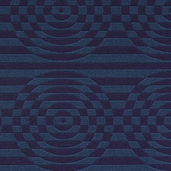 Optik 004 Ultramarine/Violet de Maharam | Tejidos
