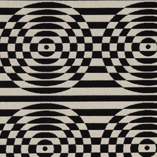 Optik 006 White/Black by Maharam | Fabrics