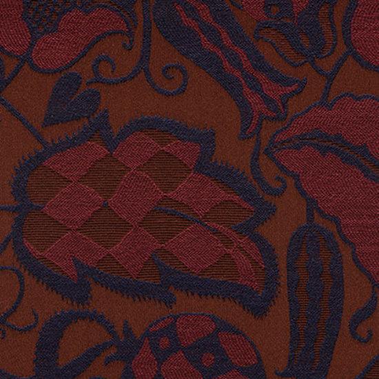 Blumen 007 Rust by Maharam | Upholstery fabrics
