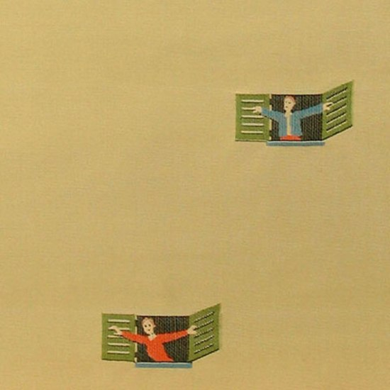 I Morosi alla Finestra 001 Miele by Maharam | Curtain fabrics