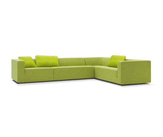 Float sofa by OFFECCT | Modular seating systems