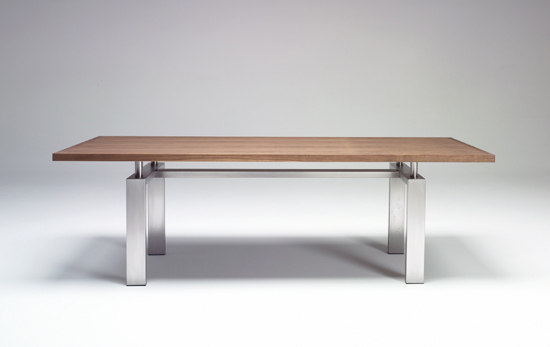 opus1 table t2 long dining tables from opus 1 aps