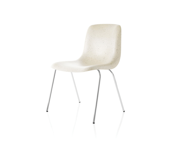 Imprint Stack Chair by Lammhults | Visitors chairs / Side chairs