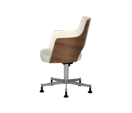 Cortina by Lammhults Easy Chair Starbase Armchair