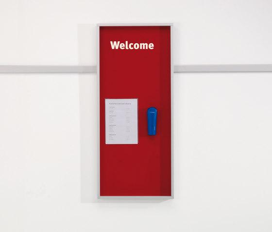 adeco wallstreet whiteboard de adeco | Tableaux d'affichage