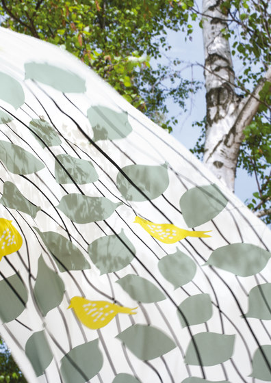 Bird by Kinnasand | Curtain fabrics