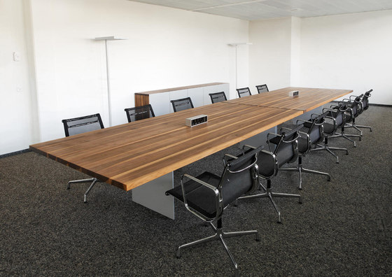 TIX Conference by Zoom by Mobimex | Conference tables
