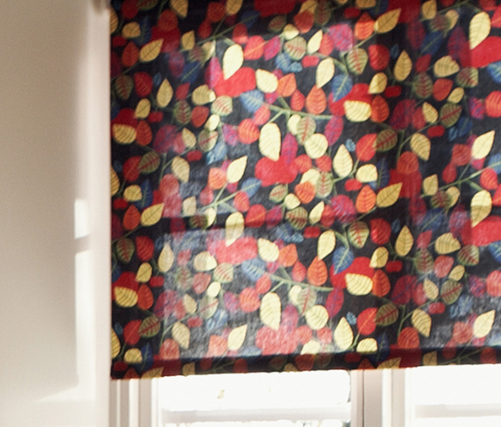 Spring Roller Blind by Ann Idstein | Hand operated systems
