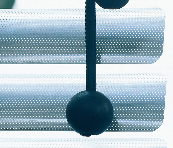 Venetian Blinds alu by Ann Idstein | Cord operated systems